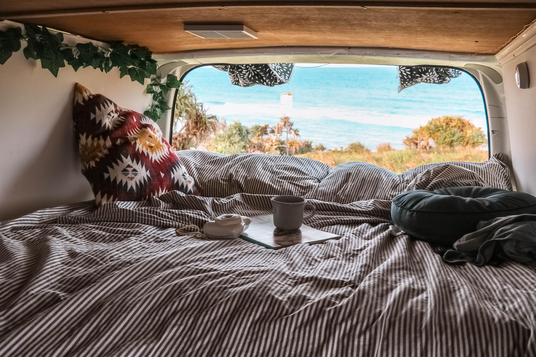 L'aménagement électrique de notre van