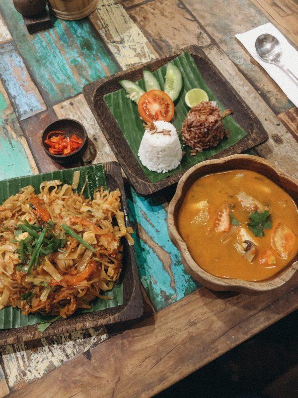 Mes restaurants préférés à Ubud (Bali)