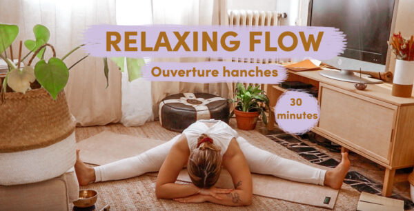Relaxing flow (30 minutes)